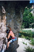 Rock Climbing Photo: Malibu Creek State Park - Planet of the Apes Wall ...