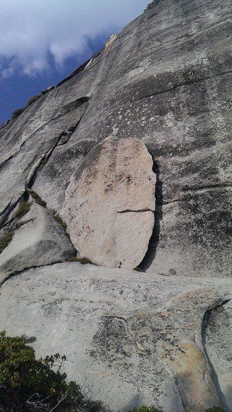 Granite man