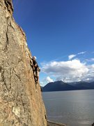 Rock Climbing Photo: Thrombosis