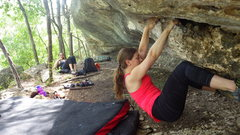Rock Climbing Photo: rogers park