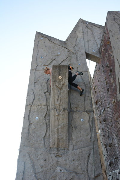 "Rock Climbing Photo: The ""nose"""
