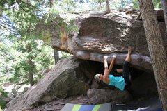 Rock Climbing Photo: Satellites