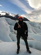 Rock Climbing Photo: Patagonia - Glacier