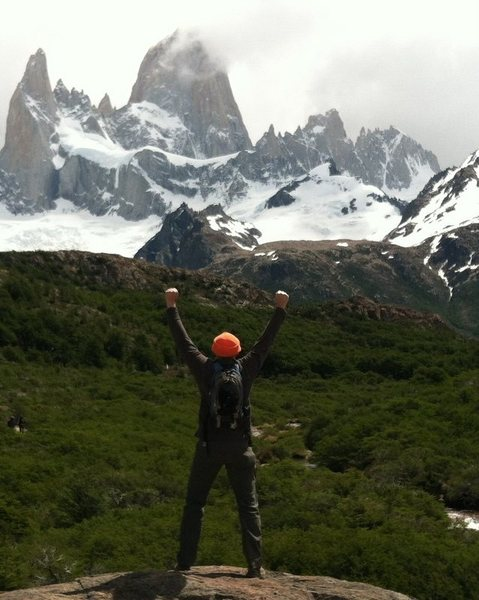 Rock Climbing Photo: Patagonia - Chalten/Fitz Roy