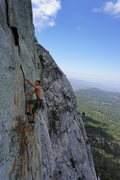 Rock Climbing Photo: Snake cruzing P2