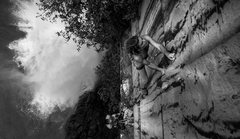 Rock Climbing Photo: Tim Kluckow on Urisk the rustic brownie 23/5.11b/6...