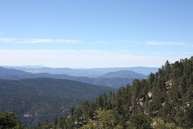 Highway 243 and beyond, Black Mountain