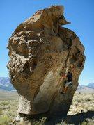 Rock Climbing Photo: Aeolian Buttes