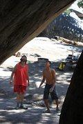 Rock Climbing Photo: Generations, Black Mountain