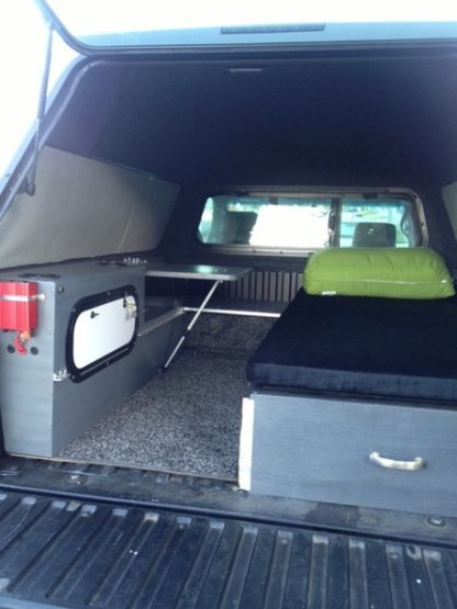 Truck Topper Or Slide In Camper