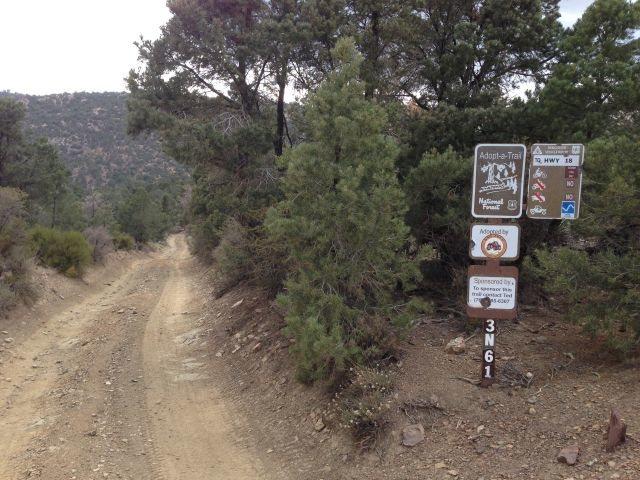 Jacoby Canyon (3N61), Big Bear Area