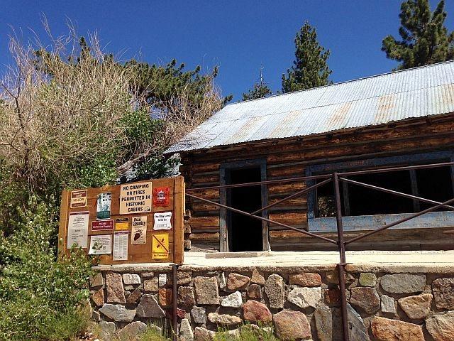 Coon Creek Cabin (1N02), Barton Flats Area