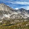 Mt Morgan (South) + Little Lakes Peak + Rosy Finch peak