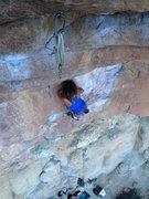 Rock Climbing Photo: adriana duque en el recalentado paisa