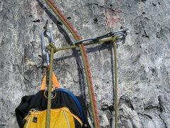 Rock Climbing Photo: anchor1