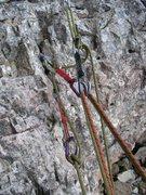 Rock Climbing Photo: anchor2