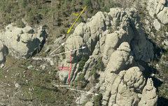 Rock Climbing Photo: Murray Wall