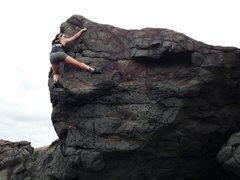 Rock Climbing Photo: Amazing rock