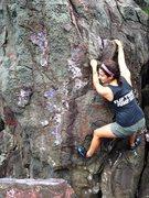 Rock Climbing Photo: Oooo the colors!