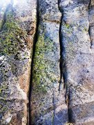 Rock Climbing Photo: Parallel Tahquitz Splitters!!!