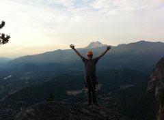 Rock Climbing Photo: Squamish 2014