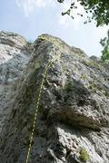 Rock Climbing Photo: l'Arete Jongen
