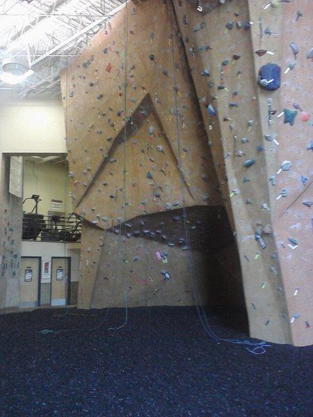 Rock Climbing Photo: Indoor walls