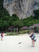 Rock Climbing Photo: Koh Phi Phi
