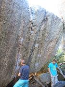 Rock Climbing Photo: Caroline, the beautiful.