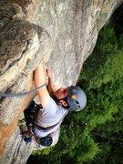 Rock Climbing Photo: Gelsa P2