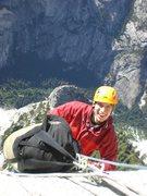 Rock Climbing Photo: Half Dome, RNWF