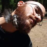 Rock Climbing Photo: Birds and Beards
