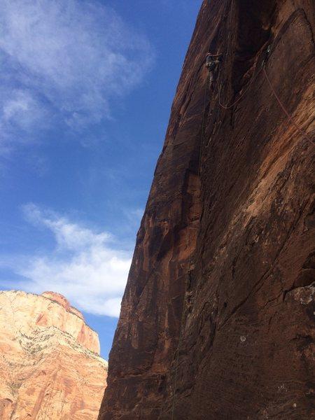 Rock Climbing Photo: OPCON P2