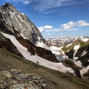 Rock Climbing Photo: Capitol Peak