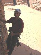 Rock Climbing Photo: Merlin's wand