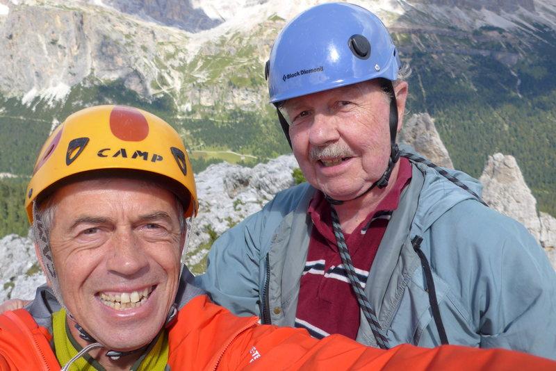 "Summit ""selfie;"" drunkfox and Rodger"