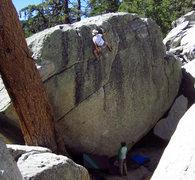 Rock Climbing Photo: Emerald City