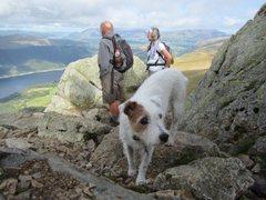 Rock Climbing Photo: Rest spot