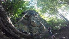 Rock Climbing Photo: Climbing murk trench