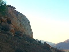 Rock Climbing Photo: Nicholas Rondilone on Supermoth