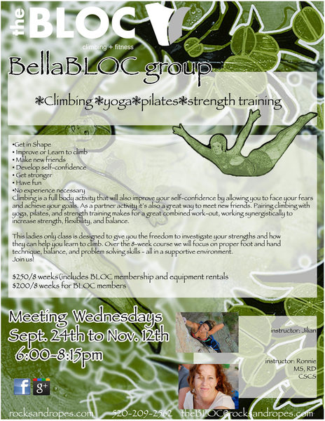 bella flyer