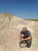 Rock Climbing Photo: South Dakota