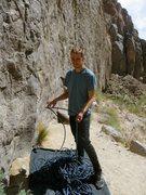 Rock Climbing Photo: owens river gorge w/ friends