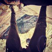 Rock Climbing Photo: red rocks w/friends
