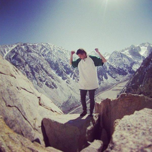 pine creek wo/ friends - this is a selfie