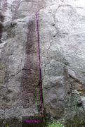 Rock Climbing Photo: Gromlech start