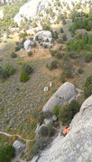 Rock Climbing Photo: Batwings