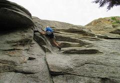 Rock Climbing Photo: Tow Away Zone