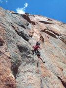 Rock Climbing Photo: Astro Elephant