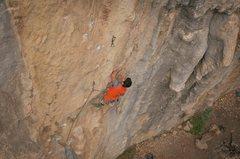 Rock Climbing Photo: El Salto